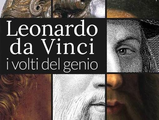 """Venerdì sera il roadshow """"Leonardo da Vinci – i volti del genio"""" farà tappa ad Asti"""
