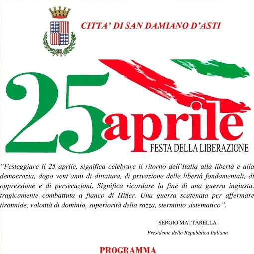 """L'emergenza Coronavirus """"blinda""""anche i festeggiamenti per il 25 aprile"""