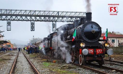 Secondo appuntamento stagionale con i treni storici sulla Ferrovia delle Langhe e del Monferrato