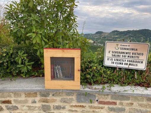 Leggere Ovunque, a Serralunga d'Alba l'ultima tappa del tour di presentazione del progetto