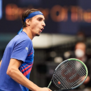 """La stella del tennis, Lorenzo Sonego, ricorda Asti e le sue prime vittorie: """"Che fatica alle Antiche Mura, ma fu un giorno bellissimo""""  (INTERVISTA)"""