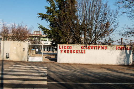 L'ingresso del Liceo