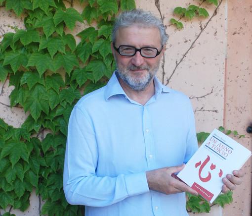 """""""Un anno a Tokyo"""": il primo libro dell'astigiano Marzio Broda"""