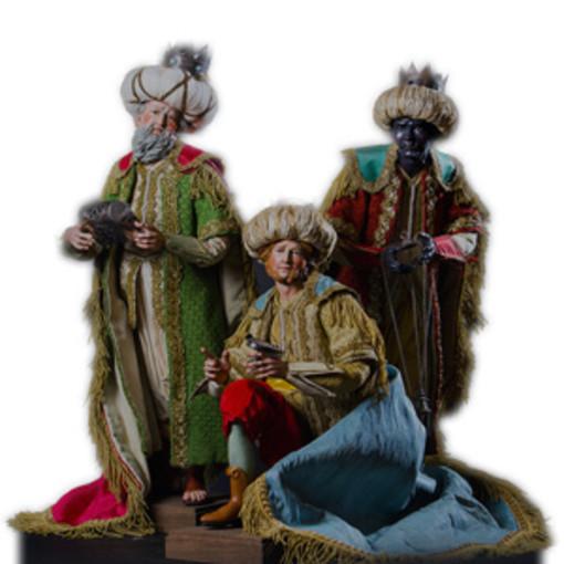 Oggi, sabato 15 dicembre, al Museo Diocesano di Asti l'inaugurazione della mostra dei Presepi Napoletani