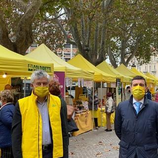 """Fine settimana con """"Campagna Amica Asti Green Days"""". Il tributo dei contadini di Coldiretti per una ripartenza dopo la pandemia"""