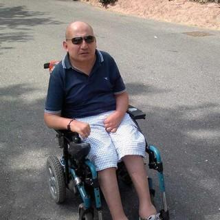 Castaldo in una foto tratta dal suo profilo Facebook