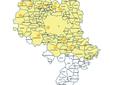 Mappa Via del miele Astigiano