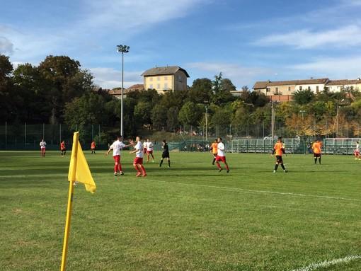 Debutto alla Valletta per il Moncalvo Calcio che vince con punteggio tennistico