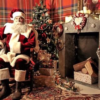 Il Magico Paese di Natale, Govone (archivio Magico Paese di Natale)
