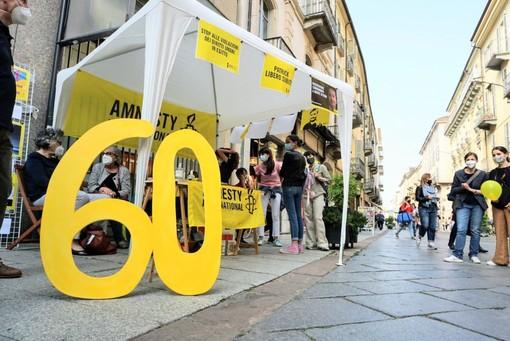 Mostra 60 anni di Amnesty International