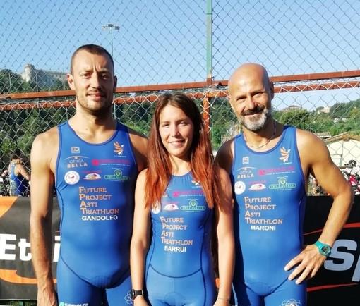 Michele Gandolfo, Sara e Marco Barrui