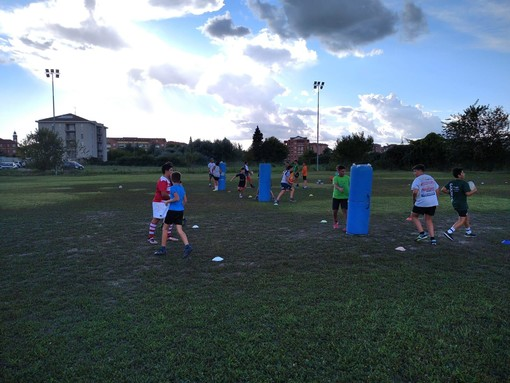 """Riprendono gli allenamenti dei """"leoncini"""" del Monferrato. Prossima al via anche """"RugbyTots"""""""