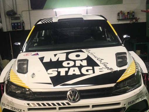 """""""Monferrato on Stage"""" esordisce per la prima volta nei rally al fianco di Luca Cantamessa nella tappa di Alba"""