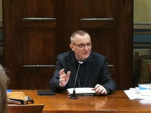 Il vescovo di Asti Monsignor Marco Prastaro