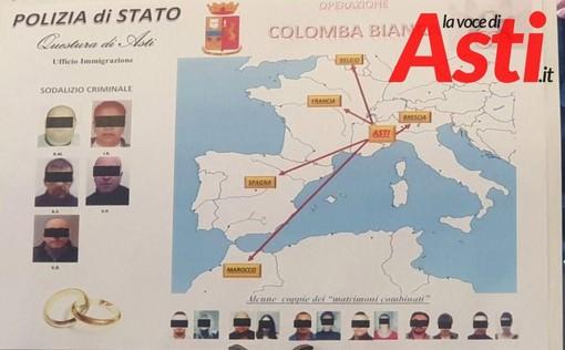 Asti: assolti tutti i 25 imputati per i matrimoni di interesse organizzati tra italiane e marocchini