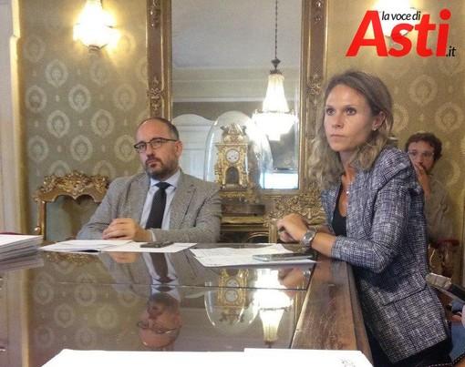 Un'immagine d'archivio del sindaco Rasero e dell'assessore Morra