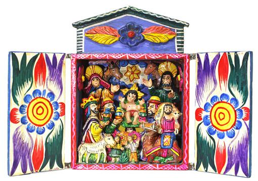 """Chiusura posticipata per la mostra al Diocesano """"Il Presepio. Lì dove si crea lo spirito di comprensione fra i popoli del mondo"""""""