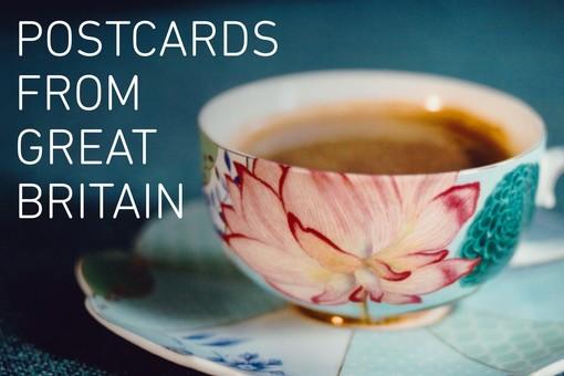 Anche il FuoriLuogo riparte e lo fa con una 'cartolina dalla Gran Bretagna'