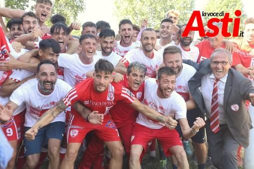 Promozione Asti Calcio in serie D - Galleria fotografica a cura di Efrem Zanchettin - MerfePhoto