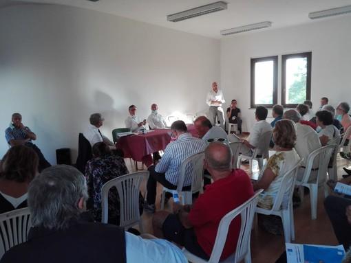 Ancora una presidenza per Mario Sacco. Riconfermato all'unanimità alla presidenza del GAL Basso Monferrato Astigiano