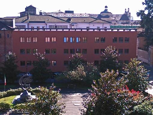 Il palazzo sede della Procura della Repubblica di Vercelli