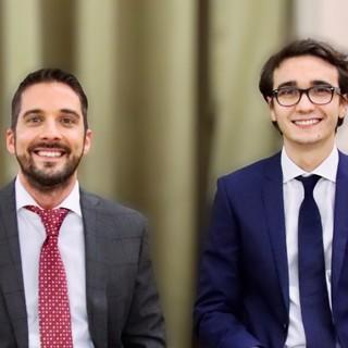 Consiglieri comunali del gruppo 'I Giovani Astigiani'