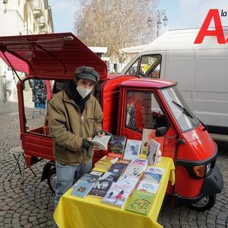 """Alessandro Minnella e la libreria """"Pagine Erranti"""""""
