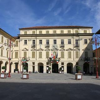 La centralissima piazza Libertà