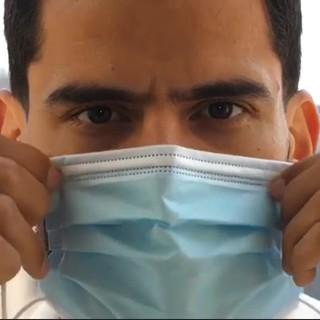 Dopo Paulo Dybala, anche Rincon diventa testimonial per l'uso della mascherina [VIDEO]