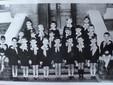 Foto di classe dell'anno scolastico 1961-1962