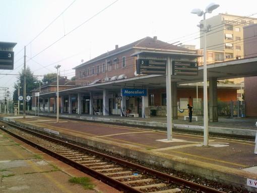 Pesanti ritardi sulla circolazione ferroviaria a causa di un incidente nei pressi di Moncalieri