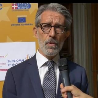 Sebastiano Salvo in un fermo immagine di una videointervista (https://www.youtube.com/watch?v=uhTOUhT0INI&feature=youtu.be)