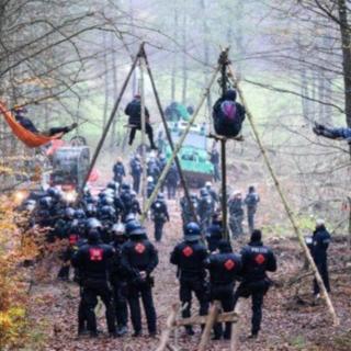 Attivisti di Extinction Rebellion fermati in Germania, il commento di Fridays for Future Asti