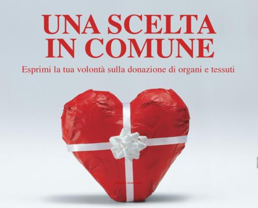 """""""Una scelta in comune"""". A Cocconato si potrà esprimere la propria volontà alla donazione di organi e tessuti"""