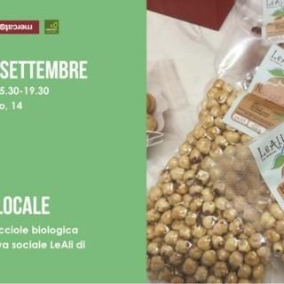 Il NaturaSì di piazza Porta Torino dedicherà una giornata alle nocciole bio della Cooperativa Sociale 'LeAli' di Costigliole d'Asti
