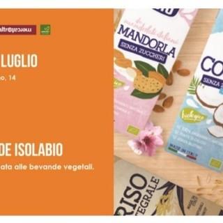 Al negozio NaturaSì di piazza Porta Torino una giornata dedicata alle bevande vegetali