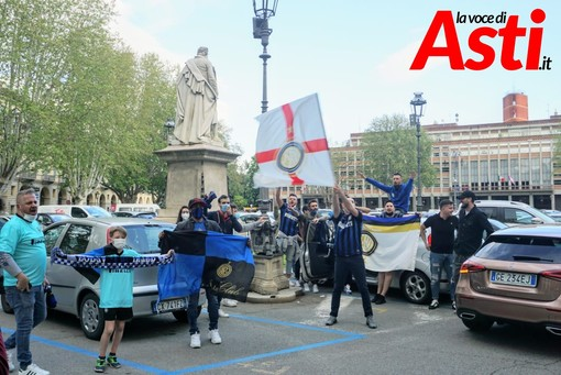 E' festa anche ad Asti per il diciannovesimo scudetto dell'Inter