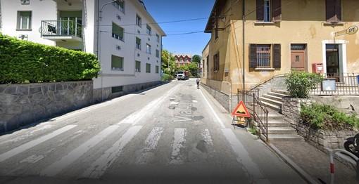 Fotografia, tratta dal web, del luogo in cui si è verificato il grave incidente
