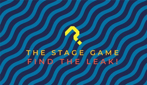 """Spazio Kor regala al suo pubblico """"The Stage Game – H2O Find the leak!"""", il gioco sulla fragilità delle risorse idriche"""