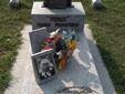 La tomba del comandante Perez