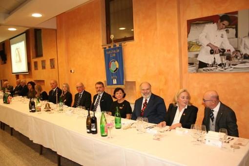 Conviviale Panathlon Club Asti nel nome del Padel. Tra le indiscrezioni il Giro d'Italia ad Asti