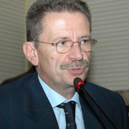 Il professor Vincenzo Gerbi