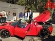 La splendida Lotus resa elettrica dal gruppo Tesla