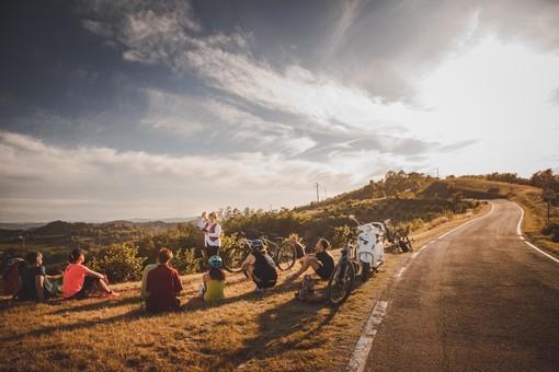 Prosegue Landscape Storymovers, il sistema di narrazione del paesaggio creato dal Teatro degli Acerbi,