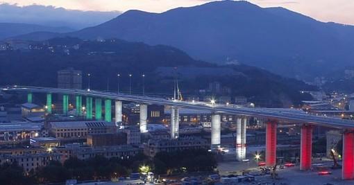 Il nuovo Ponte di Genova al taglio del nastro: la Ricostruzione e la Memoria