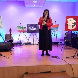 Castello di Annone: successo e partecipazione alla mostra di Daniela Bussolino