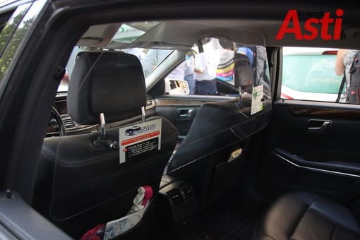 """L'appello del taxisti astigiani: """"Continuate a usufruire dei nostri servizi: i mezzi sono sicuri"""""""