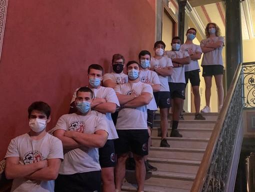 """Ai tempi del Covid 19 l'Accademia del Monferrato Rugby viaggia nella """"bolla"""""""