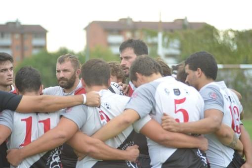 Il Monferrato Rugby sul terreno di gioco