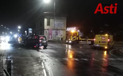 Notte di incidenti lungo le strade astigiane, a Montafia e in corso Alessandria